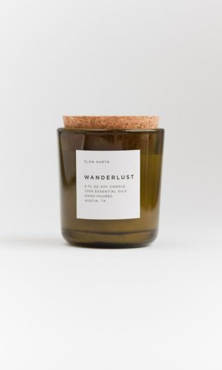 Slow North Wanderlust Tumbler Candle