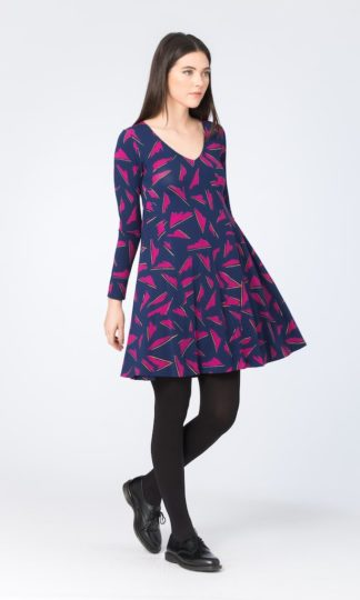 Arroyo Berry Sky Dress Bel Kazan