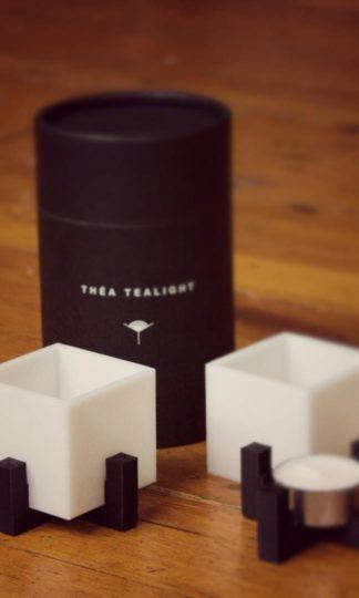 Thea Tealight Set of 2