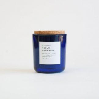 Slow North Hello Sunshine Tumbler Candle