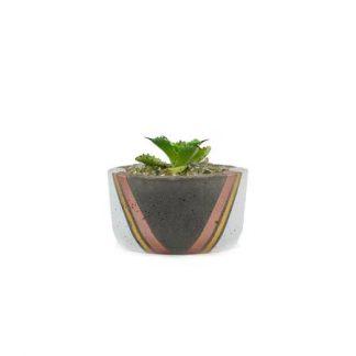 Momma Pots Trixie White Pot