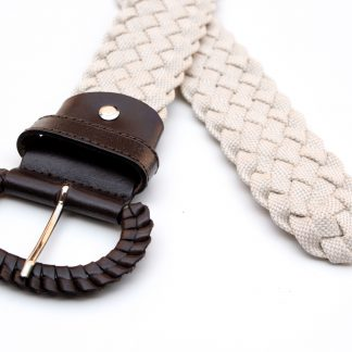 Troop Leader Linen Belt