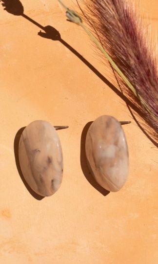 Baja Stud Earrings Casa Clara