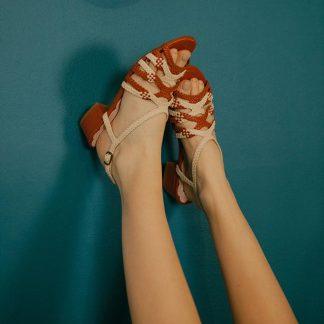 Miss L Fire Clementine Sandals
