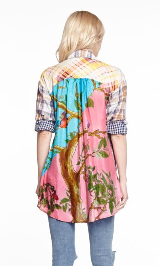 Hibiscus Shirt Aratta