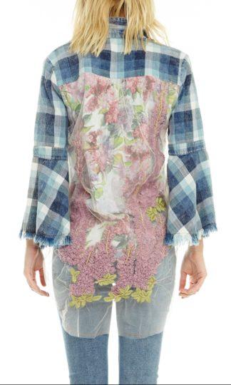 Lilac Obsession Shirt Aratta
