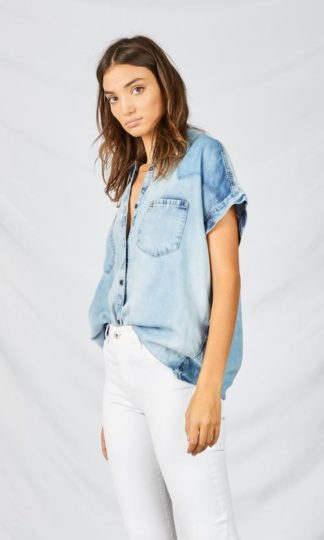 Ash Denim Shirt Etica