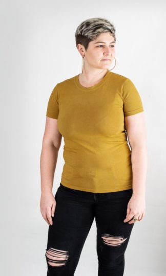 Tonle Naturally Dyed Basic Tee
