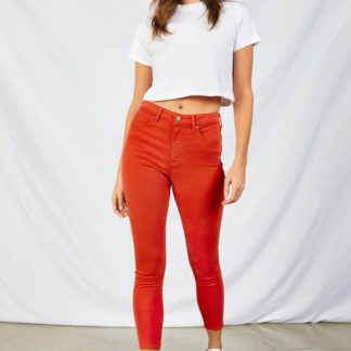 Etica Giselle Cropped Flame