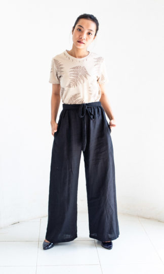 Naturally Dyed Sothea Pants by Tonle'
