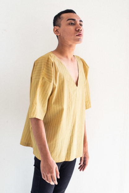 Naturally Dyed Veha Shirt