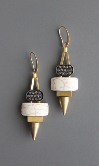 David Aubrey Drop Earrings