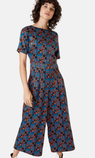 Traffic People Geometric Bianca Jumpsuit