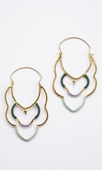 Mata Traders Casablanca Earrings