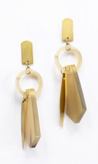Mata Traders Deccan Drop Earrings