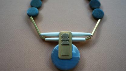 """David Aubrey 19"""" Reversible Necklace"""