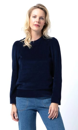 Cameo Racer Back Cozy Sweater