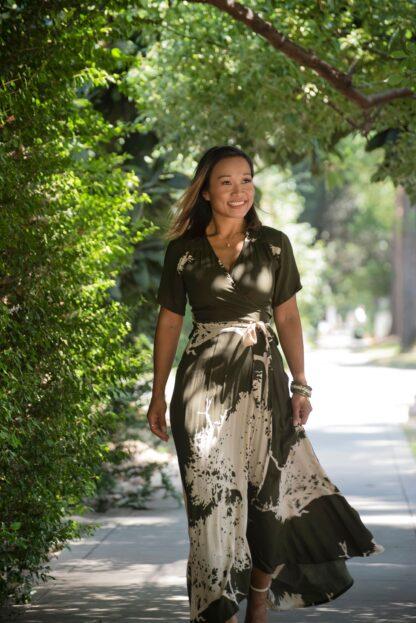 Alexi Dress Bel Kazan