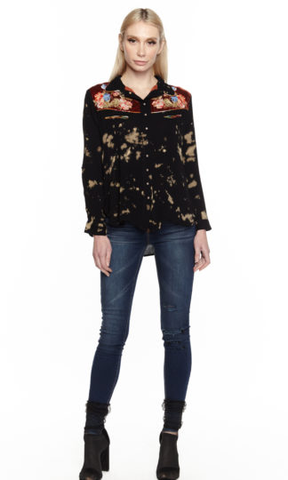 Aratta Wild West Night Shirt