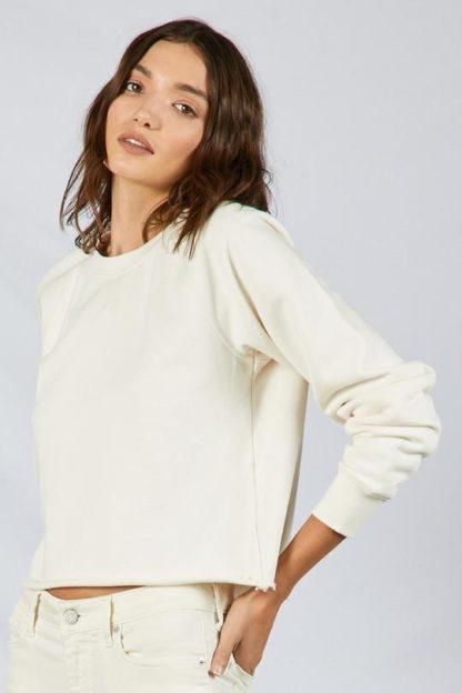 Etica Yara Sweatshirt Cream