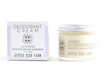 Little Seed Farm Lavender Deodorant Cream