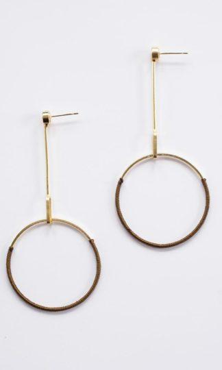 Mata Traders Pendulum Earrings