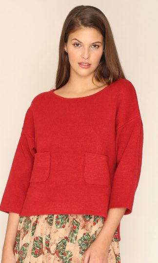 Peppaloves Keaton Jersey Sweater