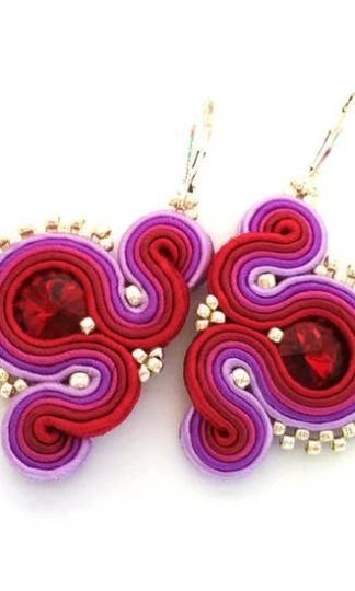 Sabo Design Soutache Earrings