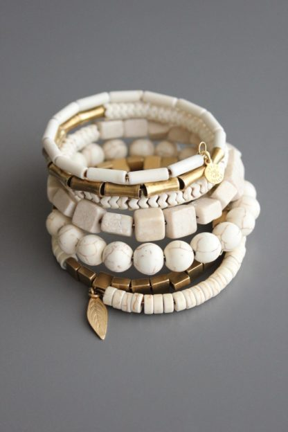 David Aubrey Grecian Wrap Bracelet