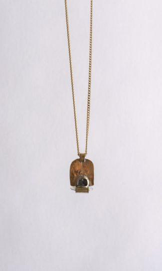 Sol Necklace Heron + Lamb