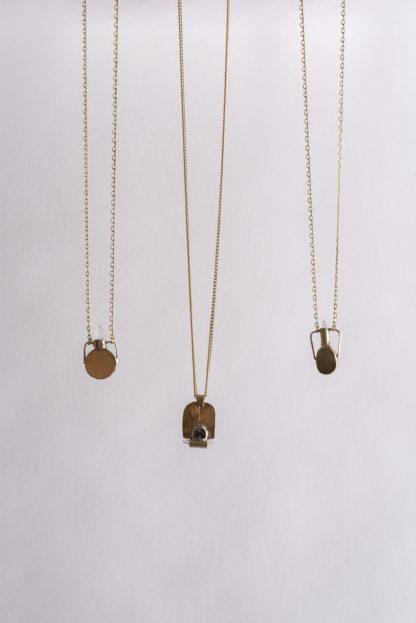 Canteen, Sol & Vessel Necklaces Heron + Lamb