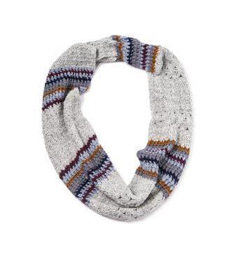 Emilime Star Crochet Scarf Scholar