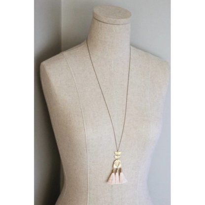 Gatsby Tassel Necklace David Aubrey