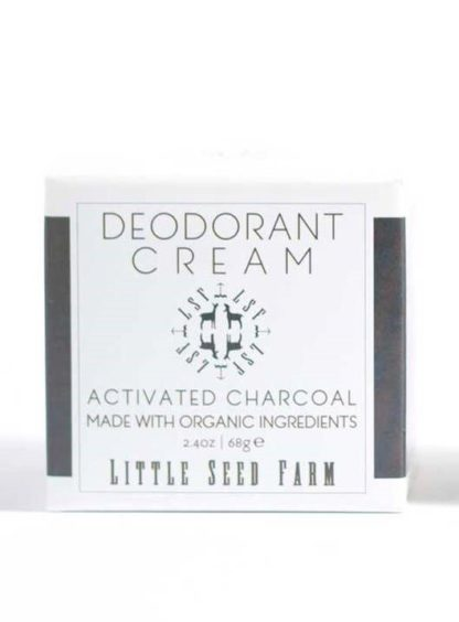 Little Seed Farm Activated Charcoal Deodorant