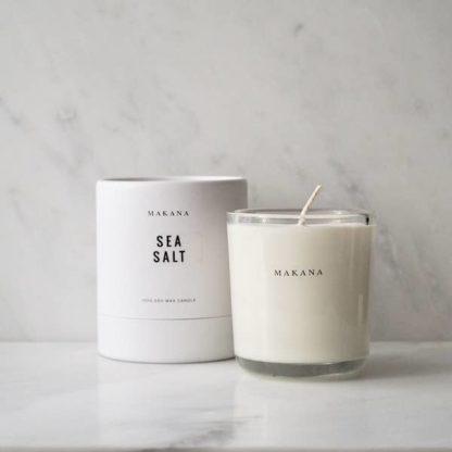 Makana Sea Salt Candle