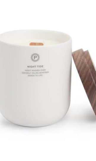 Penrose Candles Night Tide Ceramic Candle
