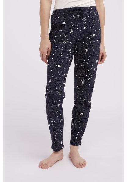 People Tree Galaxy Print Pyjama Trousers