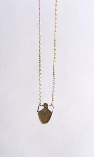 Petite Lolita Vessel Necklace Heron + Lamb