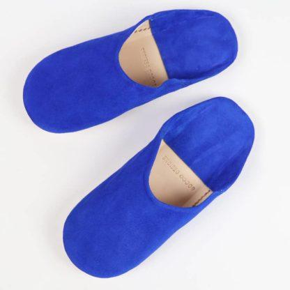 Socco Majorelle Women Moroccan Babouche Slipper