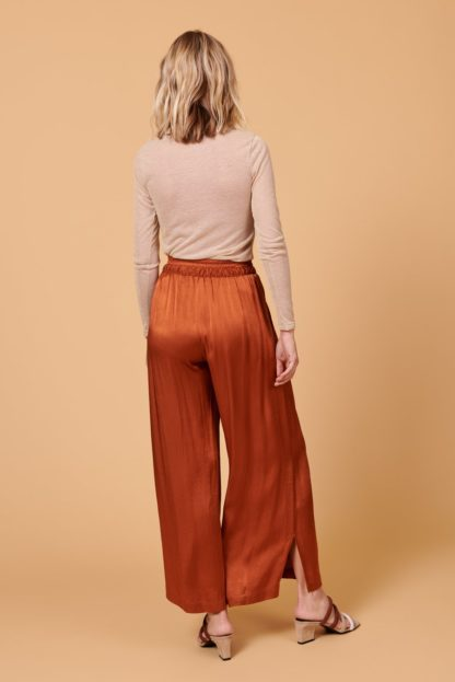 Whimsy and Row Norah Rust Pant