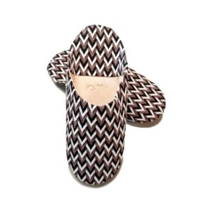 Socco Designs Fabric Babouche slippers
