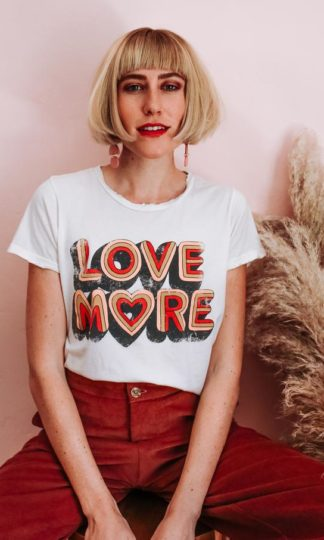 Love More Tee Dazey LA