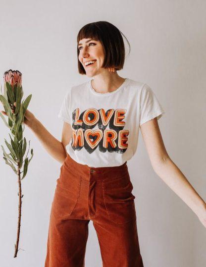 Love More Tee Dazey LA
