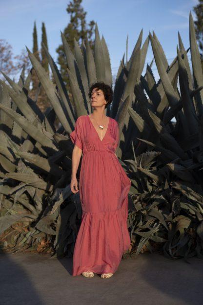 Aruba Silk Dress Scandal Italy
