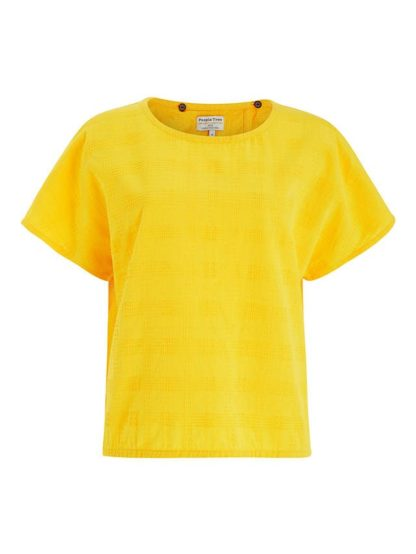 Martha Top People Tree Organic Cotton