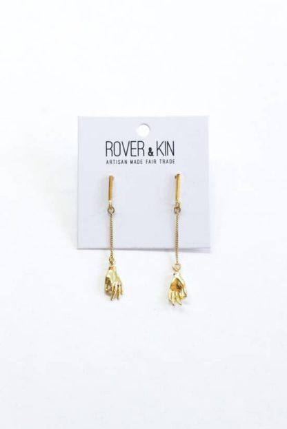 Okie Dokie Earrings Rover & Kin Fair Trade