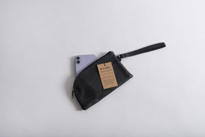 Felicity Wallet Clutch Brave Soles Black