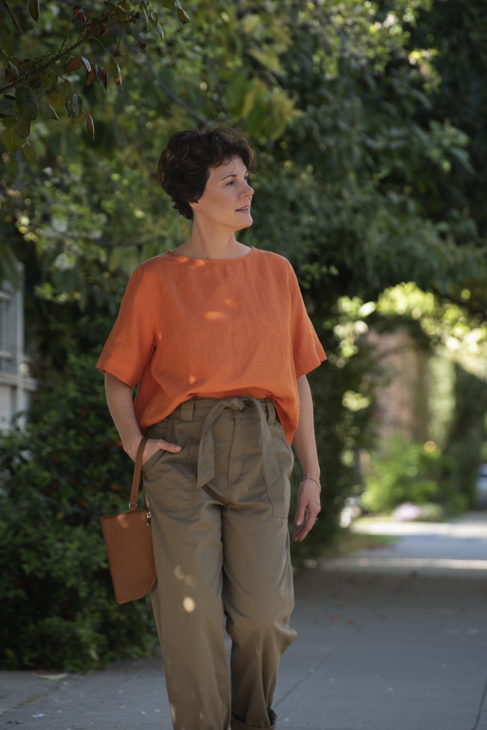 People-Tree-Larisa-Trousers Organic Cotton