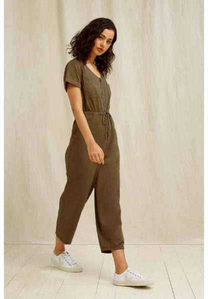 Sherry Jumpsuit People Tree Fair Trade Organic