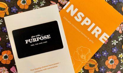 E-Gift Card Purpose